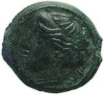 obverse:  Himera   Emilitra, 420-408 a.C.