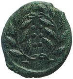 reverse:  Himera   Emilitra, 420-408 a.C.