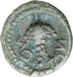 reverse:  Naxos   Litra, 461-413 a.C.