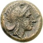 obverse:  Serie anonima Emilitra, 234-231 a.C.