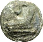 reverse:  Serie librale Semisse, 225-217 a.C.