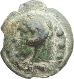 obverse:  Serie librale Quadrante, 225-217 a.C.