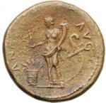 reverse:  Tito (79-81) Sesterzio.