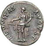 reverse:  Nerva (96-98) Denario.