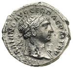 obverse:  Traiano (98-117) Denario.