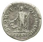 reverse:  Traiano (98-117) Denario.