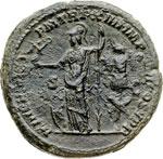 reverse:  Commodo (177-192) Sesterzio.