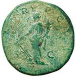 reverse:  Didio Giuliano (193 d.C.) Sesterzio.