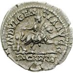 reverse:  Settimio Severo (193-211). Denario