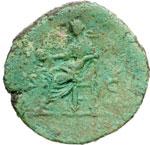 reverse:  Settimio Severo (193-211). Sesterzio