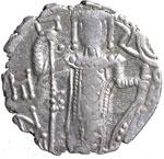 obverse:  Impero di Trebisonda  Manuel I (1238-1263) Asper.