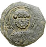 obverse:  Antiochia  Tancredi (1104-1112) Follis.