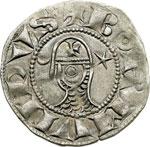 obverse:  Antiochia  Boemondo III (1163-1201) Denaro.