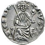 obverse:  Cipro  Hugues IV (1324-1359) Grosso