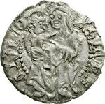 reverse:  Aquileia  Ludovico II (1412-1420) Denaro