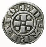 obverse:  Arezzo  Repubblica (XIII sec.) Grosso dopo il 1250.