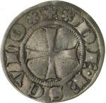 obverse:  Ascoli  Repubblica (XIII-XIV sec.) Mezzo grosso agontano.