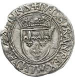 obverse:  Asti  Luigi XII (1498-1515) Cavallotto