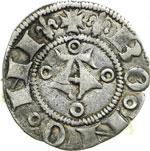 obverse:  Bologna  Repubblica (1376-1401) Bolognino.