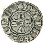 reverse:  Bologna  Repubblica (1376-1401) Bolognino.