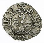 reverse:  Bologna  Anonime Pontificie (Sec. XV) Bolognino II decennio