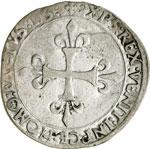 obverse:  Carmagnola  Michele Antonio di Saluzzo (1504-1528). Rolabasso.