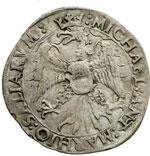 reverse:  Carmagnola  Michele Antonio di Saluzzo (1504-1528). Rolabasso.