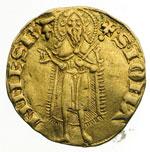 reverse:  Firenze   Fiorino, Neri di Cambio, II semestre 1304.