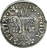 obverse:  Firenze   Grosso guelfo 1477 – II semestre.