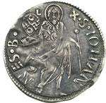 reverse:  Firenze   Grosso guelfo 1477 – II semestre.