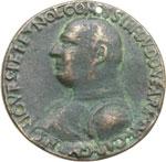 obverse:  Firenze  Niccolò Orsini (1442-1510), Comandate  Medaglia