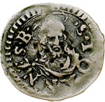 reverse:  Firenze  Cosimo I de  Medici (1557-1569) Picciolo