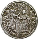 reverse:  Firenze  Ferdinando I de  Medici (1595-1608) Giulio 1588