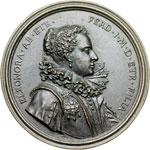 obverse:  Firenze  Eleonora de  Medici (1591-1617) Medaglia