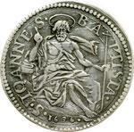 reverse:  Firenze  Ferdinando II de  Medici (1620-1670) Testone, 1636.