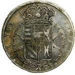 reverse:  Firenze  Ferdinando III di Lorena (1791-1824). Francescone 1798.