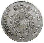 reverse:  Firenze  Leopoldo II (1824-1859) Paolo 1831.