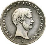 obverse:  Firenze  Leopoldo II (1824-1859) Fiorino 1847.