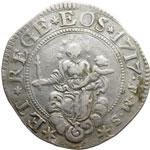 obverse:  Genova  Dogi Biennali (1528-1797) Scudo stretto 1717.