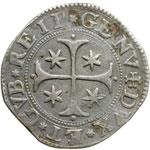 reverse:  Genova  Dogi Biennali (1528-1797) Scudo stretto 1717.