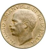 obverse:  Vittorio Emanuele III (1900-1946) 5 centesimi, 1937.