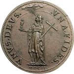 reverse:  Clemente VIII (1592-1605), Ippolito Aldobrandini  Medaglia A XIII