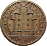 reverse:  Clemente XI (1700-1721), Giovanni Francesco Albani Medaglia 1702