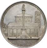 reverse:  Pio IX  (1846-1878), Giovanni Mastai Ferretti Medaglia A. XX, 29 giugno 1865.