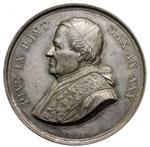 obverse:  Pio IX  (1846-1878), Giovanni Mastai Ferretti Medaglia A. XXV, 29 giugno 1870.