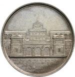 reverse:  Pio IX  (1846-1878), Giovanni Mastai Ferretti Medaglia A. XXV, 29 giugno 1870.