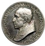 obverse:  Pio XII (1938-1959), Eugenio Pacelli. Medaglia, 1 novembre 1950, per la proclamazione del dogma dell Assunzione della Beata Vergine in cielo.