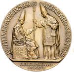 reverse:  Pio XII (1938-1959), Eugenio Pacelli. Medaglia 13 maggio 1942, anniversario della consacrazione episcopale.