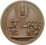 reverse:  Michelangelo Tamburini (1648-1730), Generale dei Gesuiti dal 1706 al 1730. Medaglia 1706