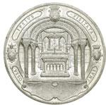 reverse:   Medaglia 1897, per la canonizzazione sotto Leone XIII di S. Antonio Maria Zaccaria, fondatore dell ordine dei Barnabiti a Milano.